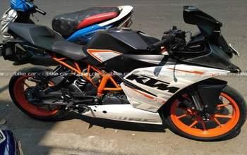Ktm 390 Duke Abs Front Tyre