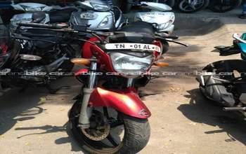 Yamaha Fz S Std Rear Tyre