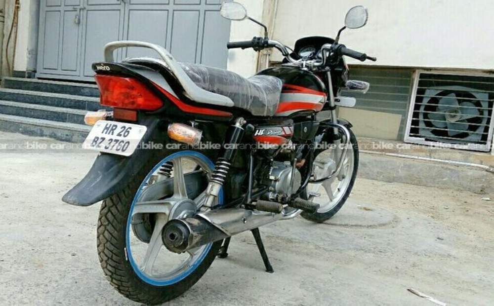Used Hero Hf Deluxe Eco Bike In New Delhi 2013 Model India At Best Price Id 12988
