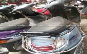 Suzuki Access 125 Disc Brake Right Side
