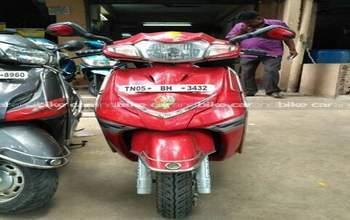 Hero Duet Vx Rear Tyre