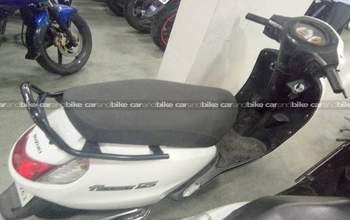 Suzuki Access 125 Drum Brake Left Side