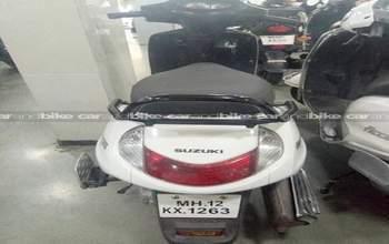 Suzuki Access 125 Drum Brake Right Side