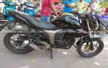 Suzuki Gixxer Rear Drum Brake Left Side