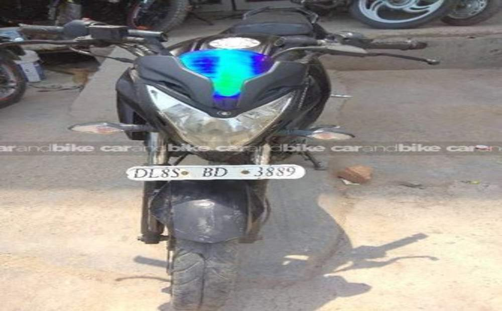 Bajaj Pulsar 200 Ns Std Front View