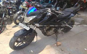 Bajaj Pulsar 200 Ns Std Rear View