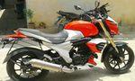 Mahindra Mojo Std Front Tyre