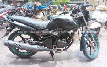 Honda Cb Unicorn Std Left Side