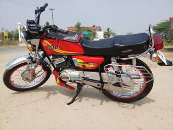 Yamaha Rx 135 Front Tyre