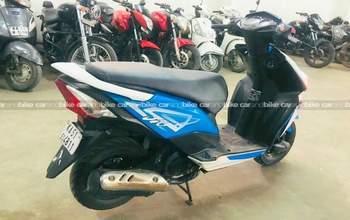 Honda Dio Std Front Tyre