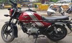 Bajaj V12 Drum Rear View