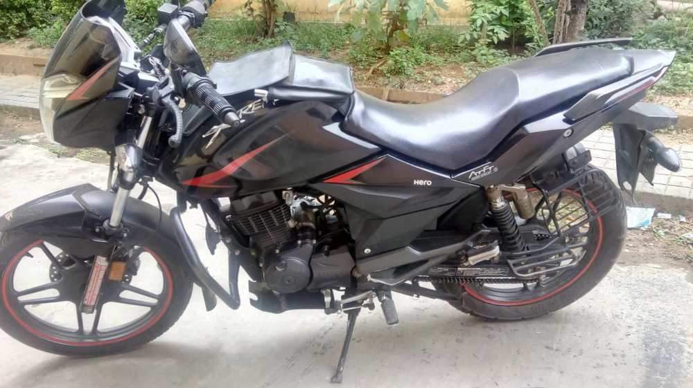 Hero Xtreme Front View