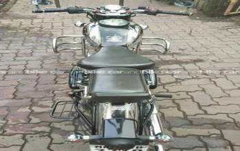 Royal Enfield Classic Chrome Standard Right Side