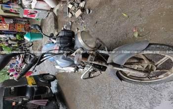 Bajaj Discover 110 Std Rear Tyre