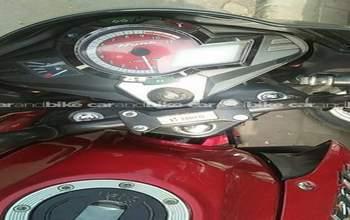 Hero Hunk Self Start Disc Brake Alloy Wheel Front Tyre