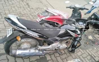 Hero Honda Karizma R Left Side