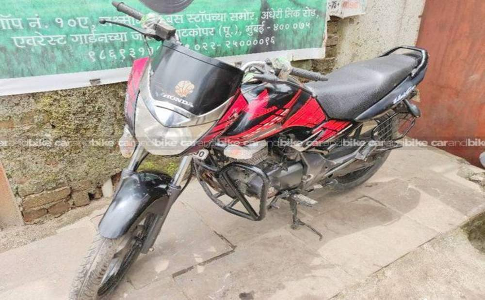 Honda Cb Unicorn Std Front View