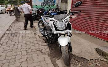 Honda Cb Hornet 160r Std Front Tyre