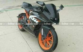 Ktm Rc 200 Std Front Tyre