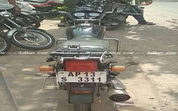 Hero Honda Splendor Plus Std Right Side