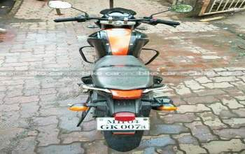 Yamaha Fz 16 Std Right Side