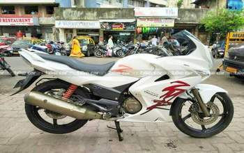 Hero Karizma Zmr Std Left Side