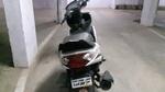 Yamaha Ray Rear Tyre