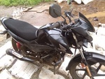 Honda Livo Left Side