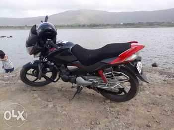 Hero Honda Cbz Xtreme Right Side