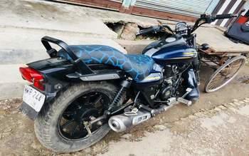 Bajaj Avenger Street 150 Rear Tyre