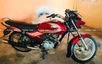 Tvs Star City Plus Std Left Side