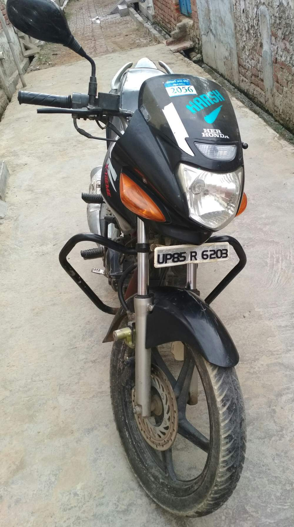Bmw R 1200 Gs Right Side