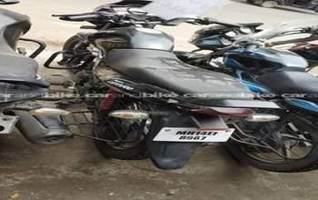 Mahindra Centuro N1 Left Side