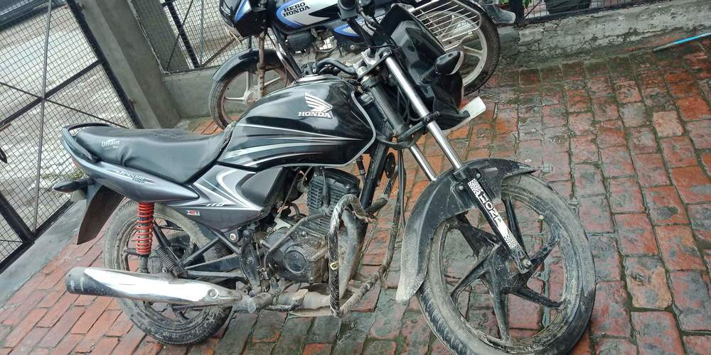 Used Honda Dream Yuga Bike In Panipat 2015 Model India At Best Price Id 16248