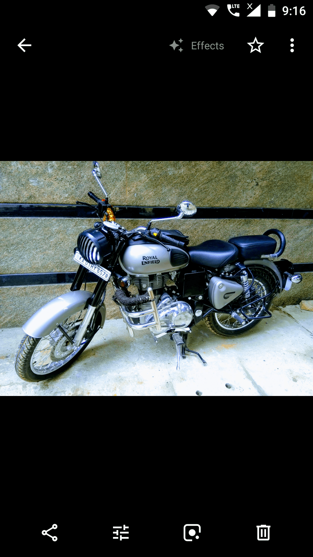 Used Royal Enfield Classic 350 Bike In Bangalore 2018 Model India At Best Price Id 16388