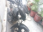 Honda Dream Yuga Left Side