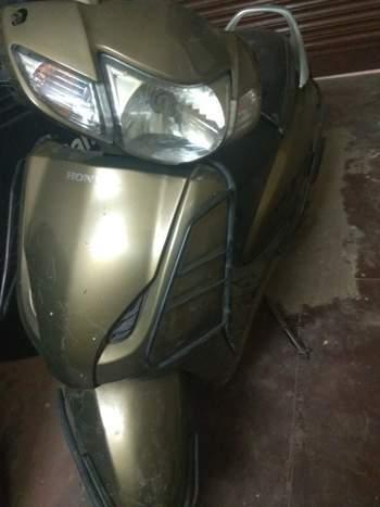 Honda Activa Right Side