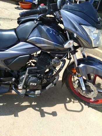 Tvs Victor Front Tyre