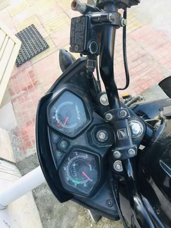 Honda Livo Left Side