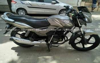 Tvs Star City Plus Self Start Rear Tyre