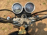 Royal Enfield Bullet 350 Rear View