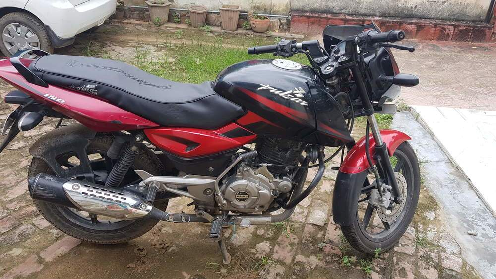 Bajaj Pulsar 150 Front View
