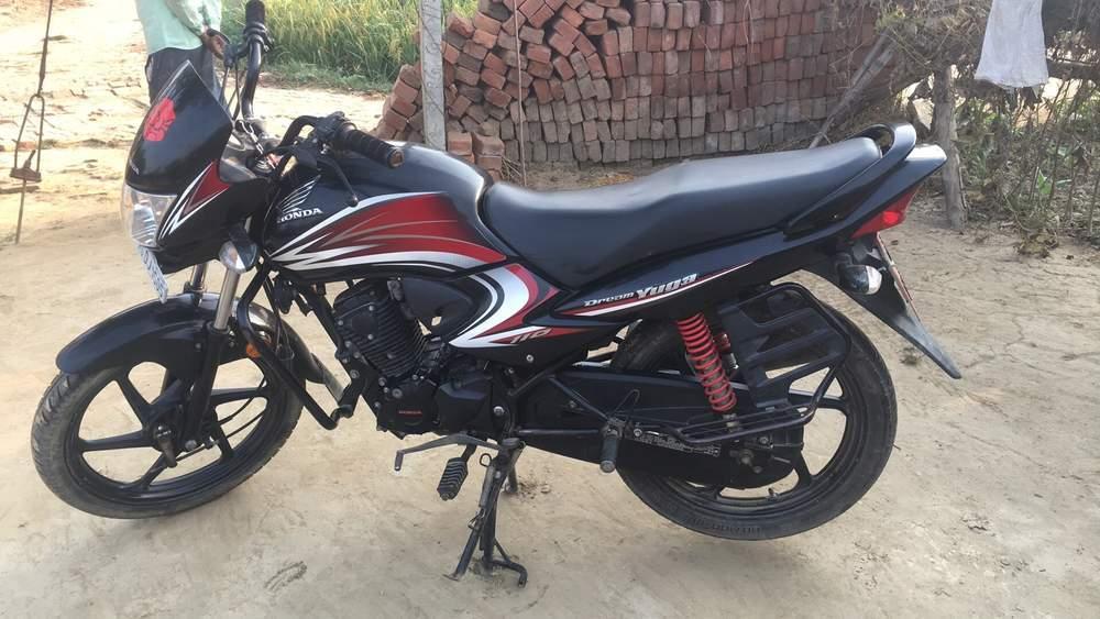 Used Honda Dream Yuga Bike In Lalganj 2016 Model India At Best Price Id 17875