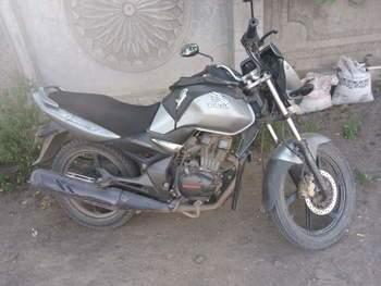 Honda Cb Unicorn Rear Tyre