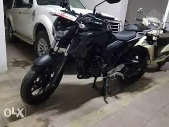 Yamaha Fz 25 Rear View