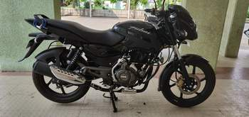 Bajaj Pulsar 150 Rear View