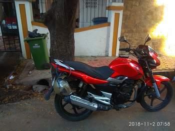 Suzuki Gs150r Front Tyre