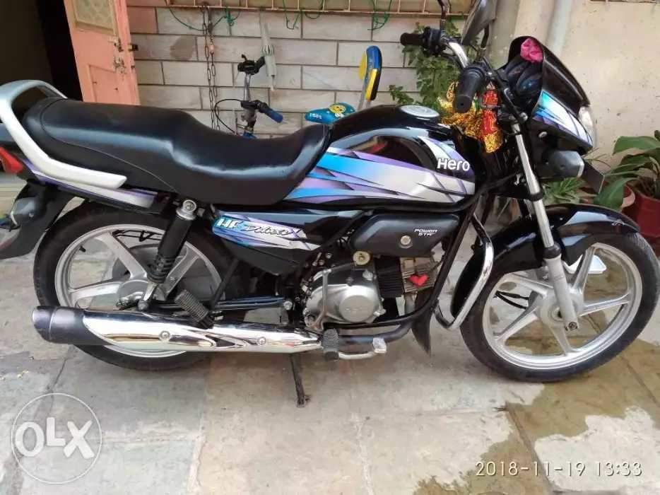 Used Hero Hf Deluxe Bike In Mumbai 2017 Model India At Best Price Id 19310