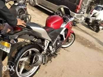 Honda Cbr 1000rr Left Side