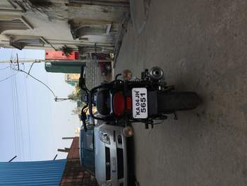 Bajaj Avenger Street 150 Rear View
